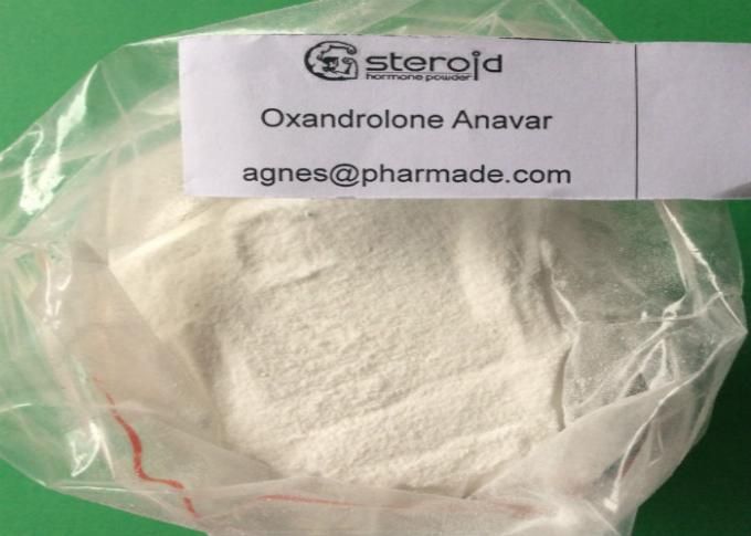 Oxandrolone Raw Powder Anabolic Anavar Weight Loss In Cutting Trainning 53-39-4