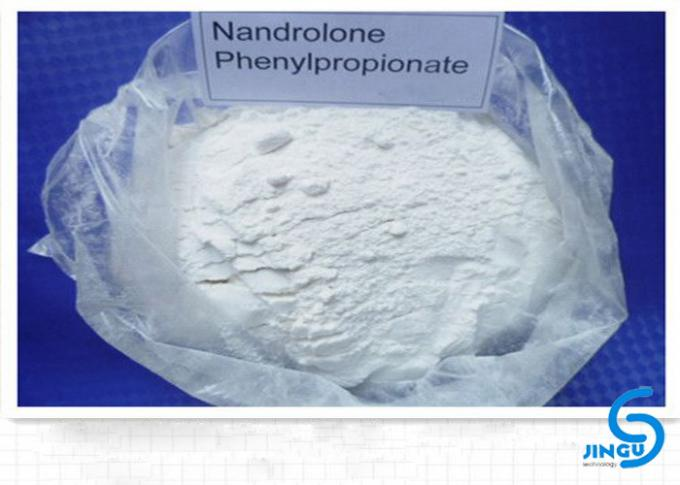 Injection Anabolic Steroids NPP Nandrolone Phenylpropionate Durabolin CAS 62-90-8