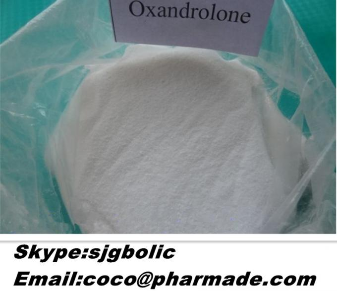 99% Bodybuilding Fat Loss Steroids Oxandrolone Anavar Positive White Powder