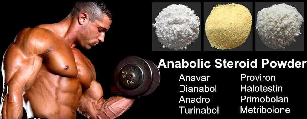 China best Raw Powders Anabolic on sales