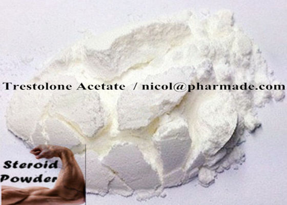 China Natural Anabolic Steroids Trestolone Acetate Raw Powder Trestolone Ace MENT supplier