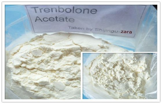 China Trenbolone Acetate 100mg/ml  Tren A CAS 10161-34-9 Trenbolone Acetate supplier