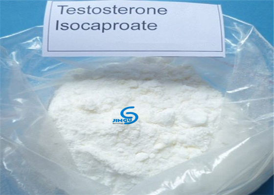China 99% Oral Anabolic Injection Steroid Hormones Testosterone Isocaproate Testosterone ISO supplier