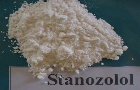 China Winstrol Safe Steroids Stanozolol White Powder Female Athletes in Bulking Cycles supplier