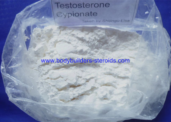 China Testosterone Cypionate Legal Injectable Steroids 58-20-8 Bulking Compound supplier
