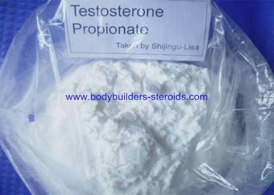China Testosterone Propionate Homebrew Steroids 57-85-2 Muscle Growth Hormone supplier