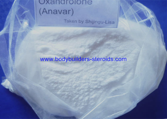 China Anavar Oxandrolone Hormone 53-39-4 Oral Bodybuilding Supplements supplier