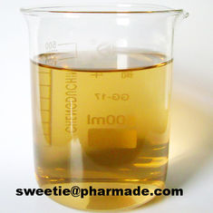 China Tri - Test 300 mg / ml Testosterone Steroid powder Mix finished oil recipe side effects supplier