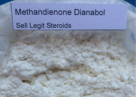 China Methandienone Dianabol Powder Oral Steroids Bodybuilding for Muscle Builder supplier