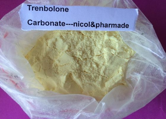 China Trenbolone Hexahydrobenzyl Carbonate Parabolan Steroid Powder Trenbolone Cyclohexylmethylcarbonate​ supplier