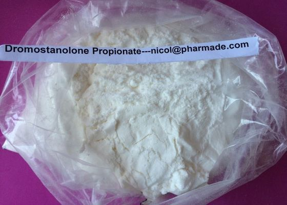China Health Legal Injectable Steroids , Dromostanolone Propionate Masteron Propionate supplier