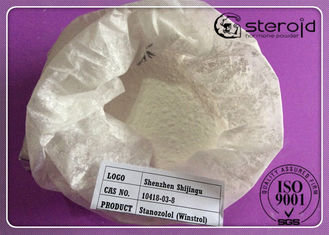 China Muscle Building Anabolic Oral Steroid Stanozolol Winstrol for Muscle Strength Increasing supplier
