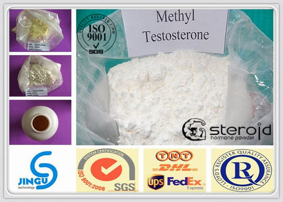 China 17-Methyltestosterone Enhance Immune System Raw Steroids 17a-Methyl-1-testosterone supplier