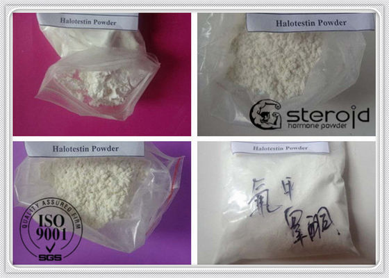 China Fluoxymesterone Halotestin Bodybuilding supplier