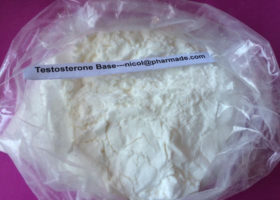 China Muscle Builder Raw Testosterone Powders Testoviron Long And Short Acting Esters supplier