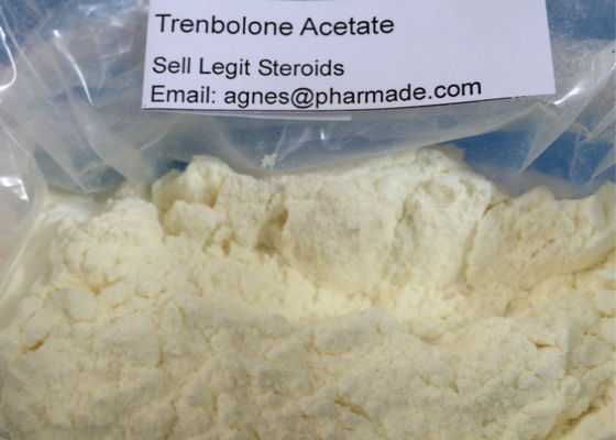 China Trenbolone Acetate 100mg/ml  Legal Injectable Steroids Tren Acetate Remarkable Muscle Gain supplier