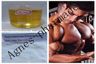 China Testosterone Prop 100mg/ml Muscle Enhancing Supplements Test Prop 200 Injection supplier