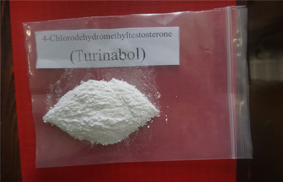 Turinabol Steroid Oral Tablets 4-Chlorodehydromethyltestosterone