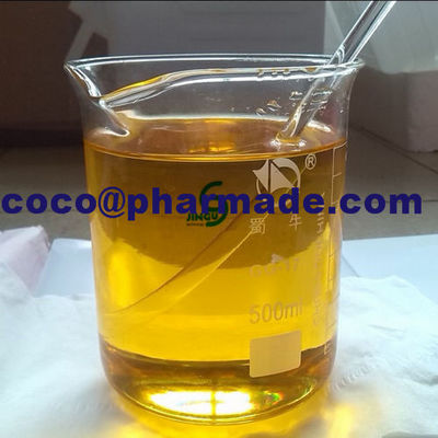 Tritren 180mg / ml Mix oil fininshed oil for bodybuilding and dosage recipe